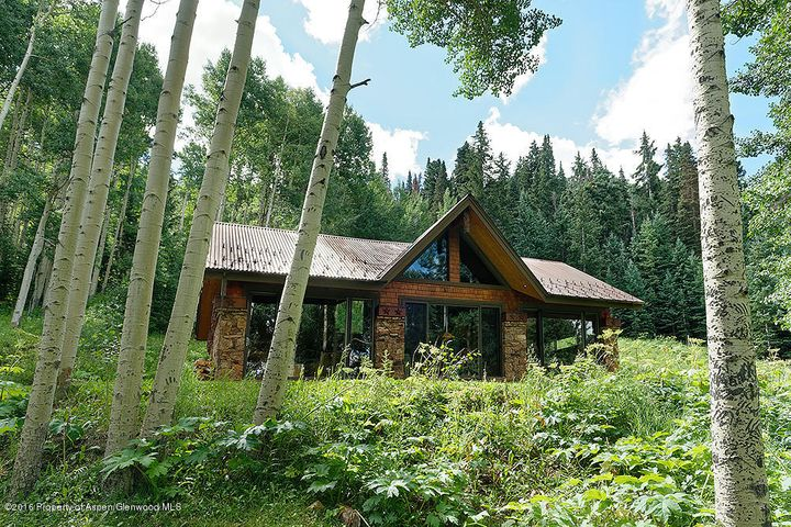 88 LOWER HURRICANE Road, Aspen, CO 81611