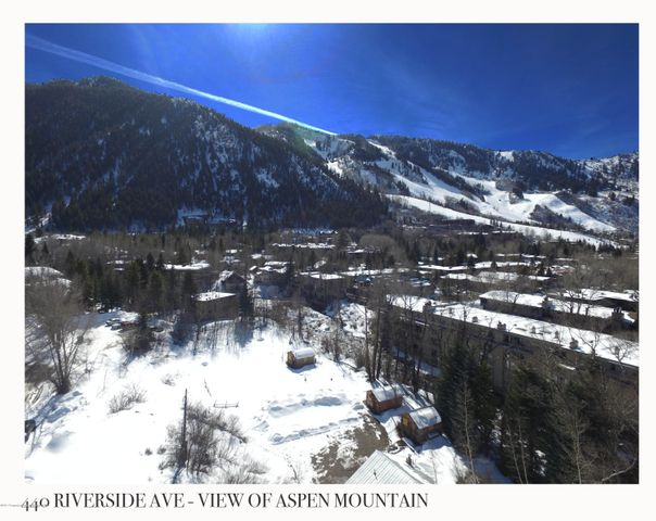 440 S Riverside Avenue, Aspen, CO 81611