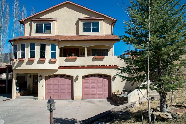 613 E 1st Street, New Castle, CO 81647