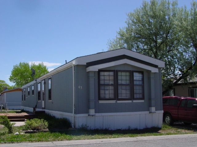 200 W 20th Street, A43, Rifle, CO 81650