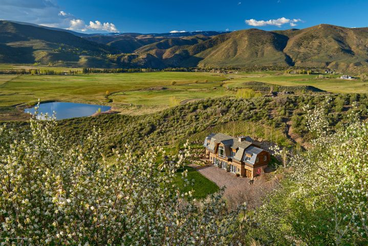2222 Lazy O Ranch, Snowmass, CO 81654