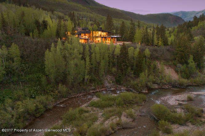 3224 Castle Creek, Aspen, CO 81611
