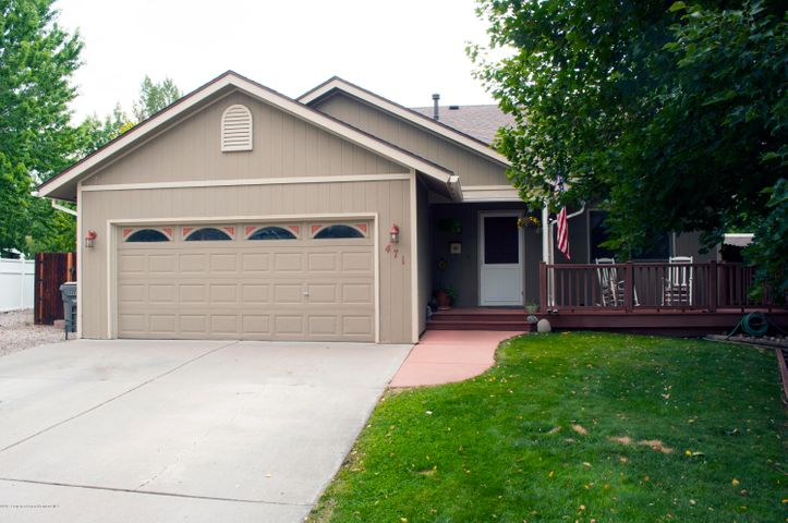 471 Palmetto Drive, New Castle, CO 81647