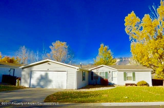 13 Queen City Circle, Battlement Mesa, CO 81635