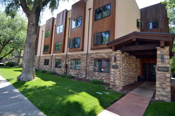 119 E Cooper Avenue, Unit #1, Aspen, CO 81611