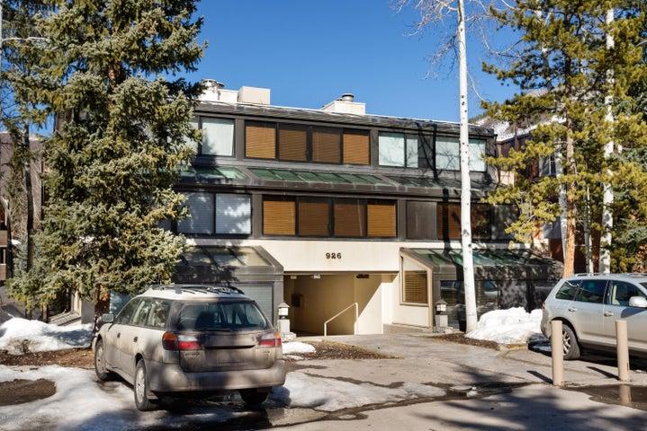 926 Waters Avenue, #202, Aspen, CO 81611