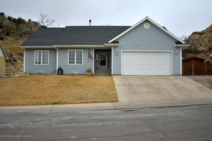 2567 Fairview Heights Court, Rifle, CO 81650