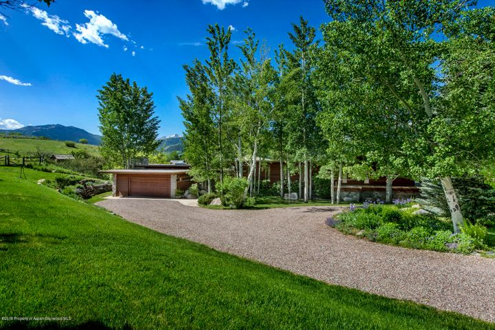2120 McLain Flats Road, Aspen, CO 81611