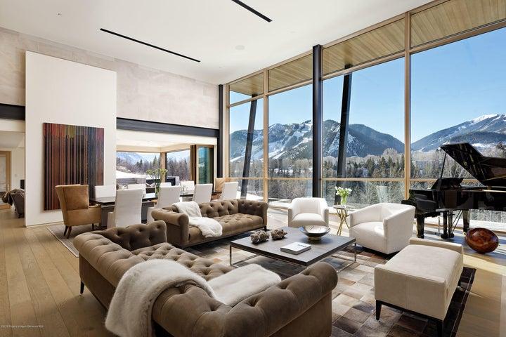Stunning Aspen Contemporary on Red Mountain