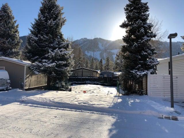 View to Aspen Mountain