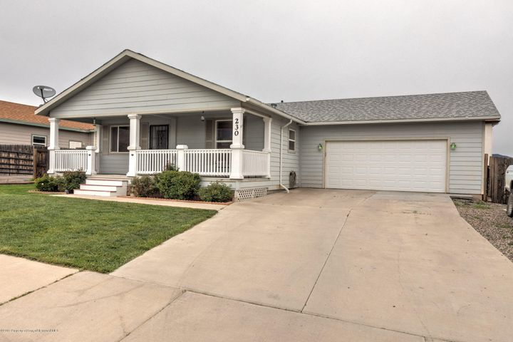 230 Van Horn Lane, Parachute, CO 81635