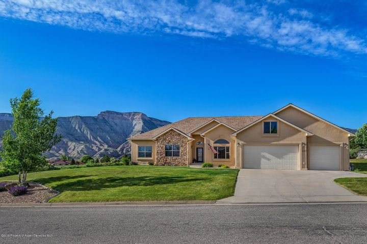 233 Roan Creek Drive, Battlement Mesa, CO 81635