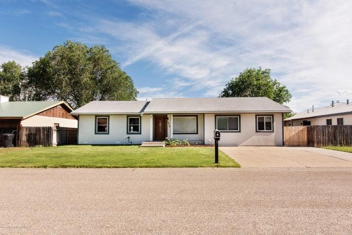 1936 W 2nd Street, Craig, CO 81625
