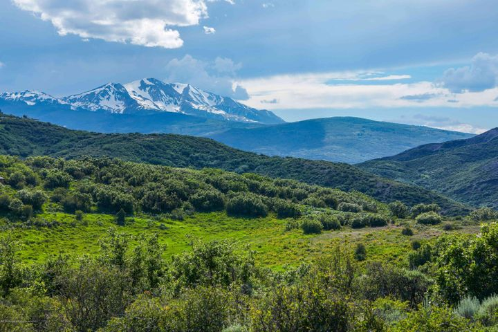 415 Rural Mountain WY Road, Snowmass, CO 81654