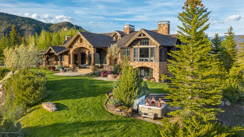 780 Pioneer Springs Ranch Road, Aspen, CO 81611