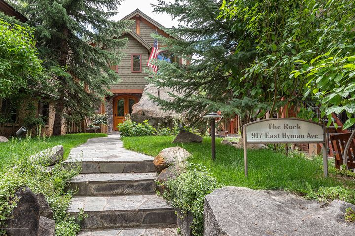 917 E Hyman Avenue, A, Aspen, CO 81611