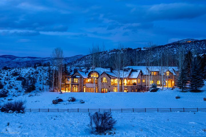 2670 McLain Flats Road, Aspen, CO 81611