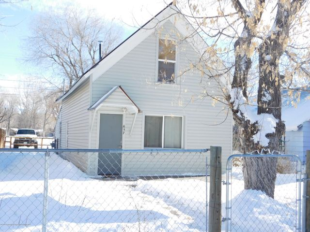 657 Rose Street, Craig, CO 81625