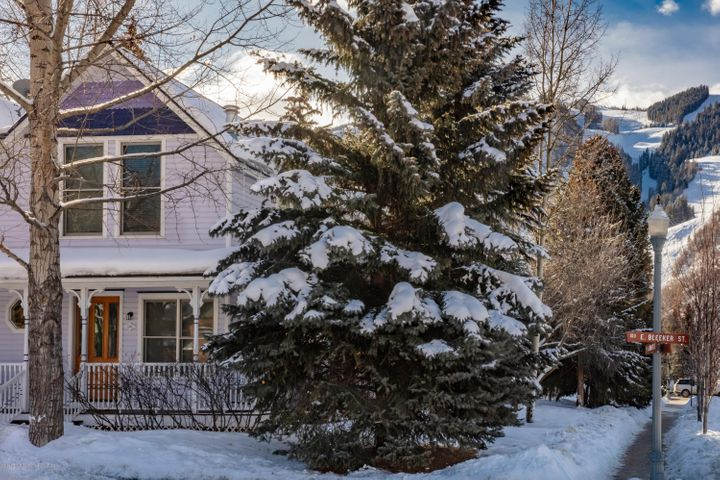 101 E Bleeker Street, Aspen, CO 81611