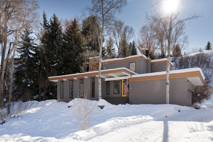 1235 Red Butte Drive, Aspen, CO 81611