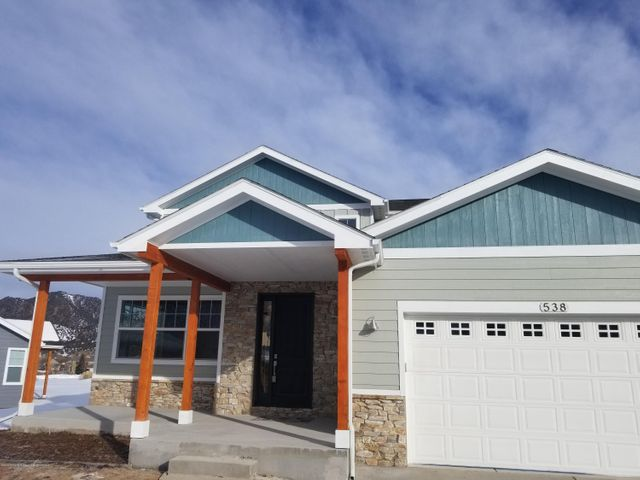 538 S Wildhorse Drive, New Castle, CO 81647