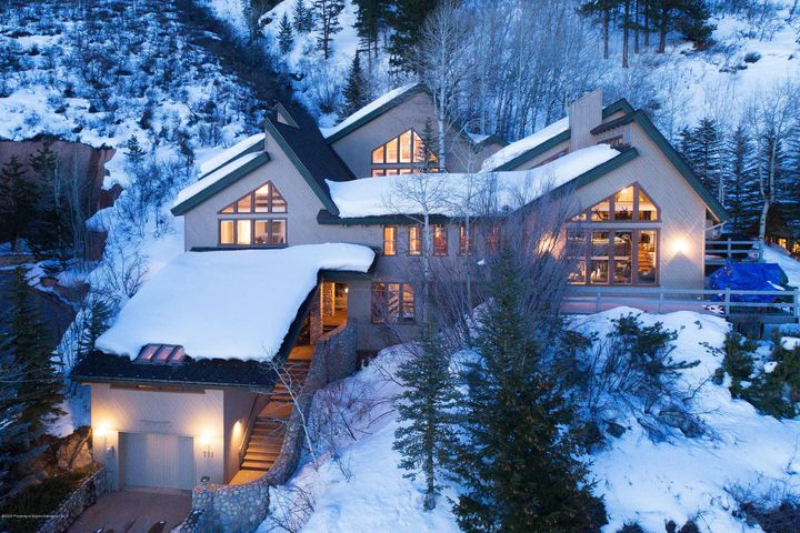 711 Mountain Laurel Drive, Aspen, CO 81611