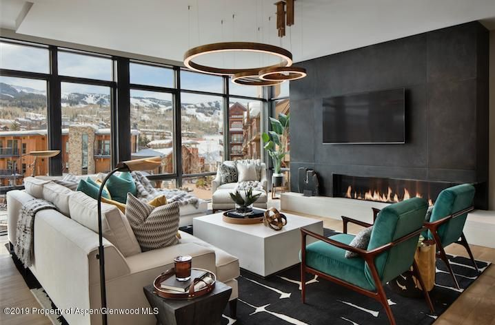 Residence 502 at One Snowmass West