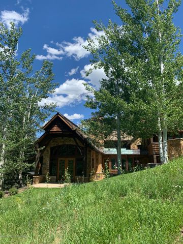 460 Thunderbowl Lane, Aspen, CO 81611