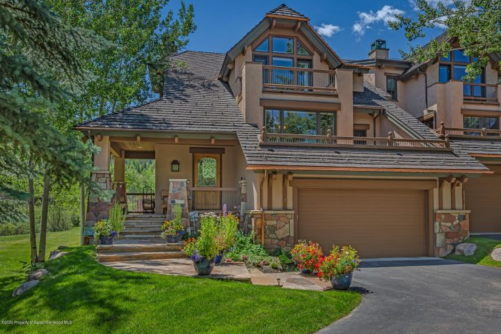 712 Burnt Mtn Drive, 12, Snowmass Village, CO 81615