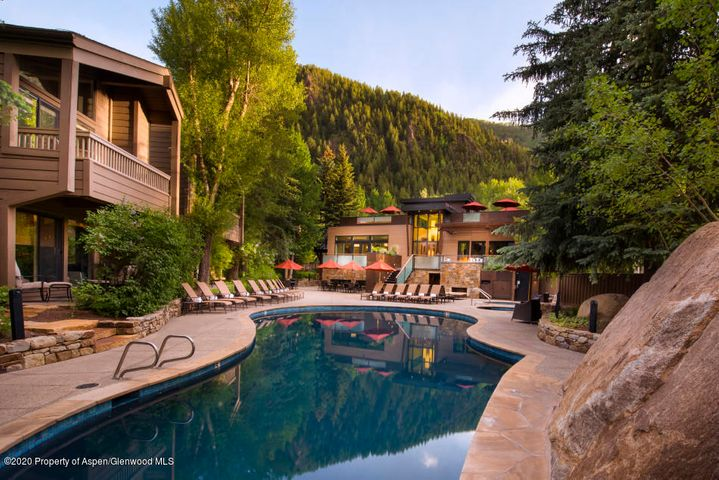 610 S West End Street, C105, Aspen, CO 81611
