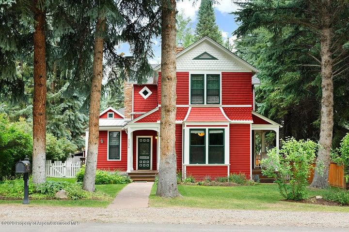 420 W Francis Street, Aspen, CO 81611