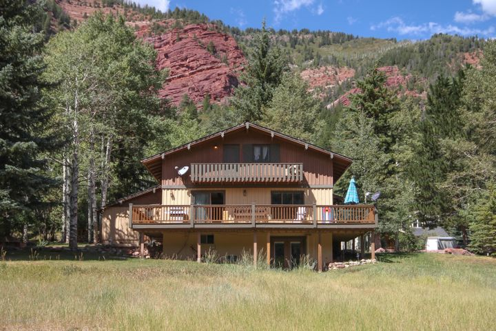 122 Chair Mountain Drive, Redstone, CO 81623