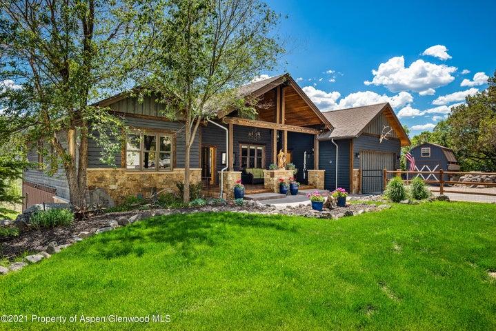 313 Cerise Ranch Road, Carbondale, CO 81623