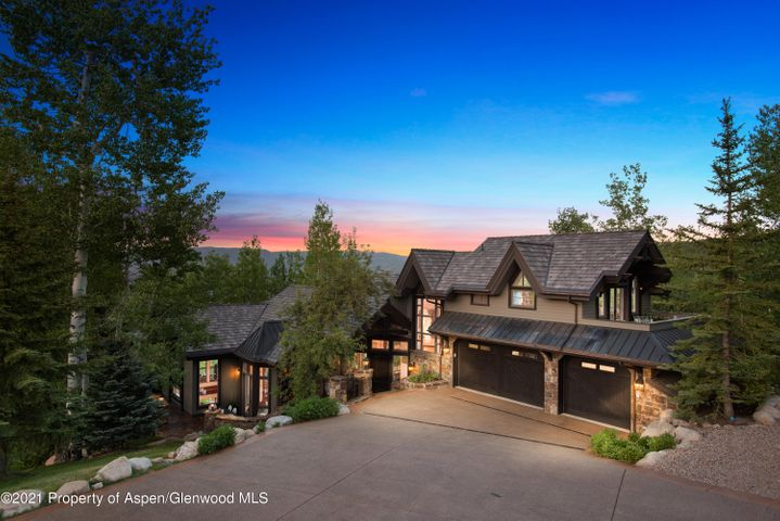 1609 Wood Road, Snowmass Village, CO 81615
