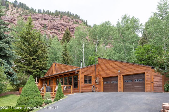 11 Chair Mountain Drive, Redstone, CO 81623