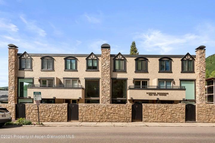 1024 E Cooper Avenue, 3A, Aspen, CO 81611