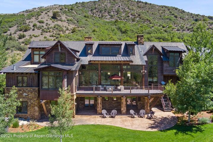 450 Pioneer Springs Ranch Road, Aspen, CO 81611