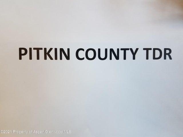 PC TDR Pitkin County TDR, Aspen, CO 81611