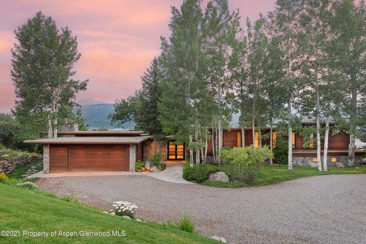 2120 McLain Flats Road, Aspen, CO 81611