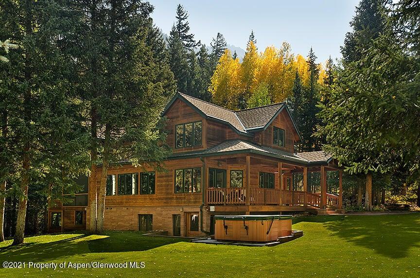 9676 Castle Creek Road, Aspen, CO 81611