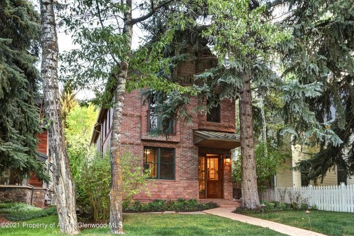 331 W Bleeker Street, Aspen, CO 81611