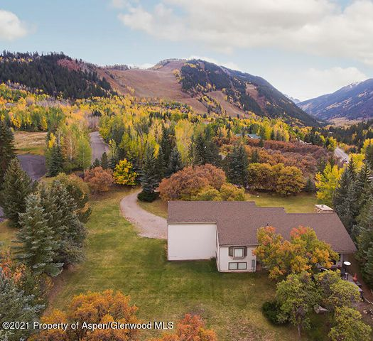 40 Glen Eagles Drive, Aspen, CO 81611