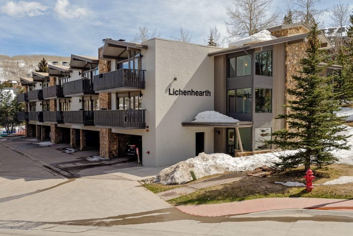 Finally a Snowmass Village condominium that checks all of the boxes on a Buyer's checklist.  Close proximity to Base Village for restaurants, shopping, concerts, and ice skating?  Check.  Ski in for any ski level? Check. Covered designated parking spot? Check.  Gorgeous slopeside pool for relaxing after a long day of skiing?  Check.  Comfortable private spot with outdoor patio for sitting?  Check. Elevator, storage room, ski storage? Check and the list goes on.