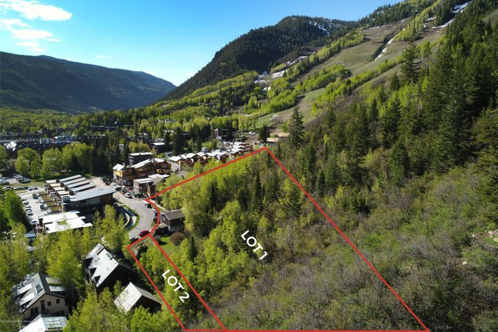 Unique development opportunity at the base of Lift 1A within the core of Aspen. Lots 1 and 2 of the Barbee Subdivision are offered together for the first time ever. Direct access to trails and views while being able to walk to Aspen's vibrant downtown and Lift 1 Base area approved for major improvements. Lot 1 is 2.3 acres with a non-historic home that is approximately 3,000 square feet and allows for redevelopment of 4,500 square feet above-grade. Lot 2 is 11,705 square feet with the ability to build 4,500 square feet above-grade. All sub-grade space is exempt. The affordable housing impact requirements have been satisfied on Lot 2. The years of gaining subdivision approvals give these lots an advantage to start the building process. See documents tab for zoning summary.