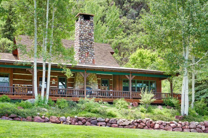 Rare opportunity to own a 1/4 interest in a Roaring Fork Club partnership cabin. Cabin 38 is currently the only cabin available that allows the buyer to join the RFC as a National Member, which results in a 50% savings for annual dues. This cabin overlooks the 10th fairway and offers incredible views, privacy and additional porch space. The comfortable interiors have been recently updated to reflect a contemporary mountain decor. The 2,380 square foot one level floor plan features a vaulted great room, open kitchen and cozy den off of the master. Enjoy dining, views, sunsets and watching golf play from the privacy of your deck. With the Roaring Fork Club's superior amenities and ownership services, this is true hassle-free vacation ownership at it's best!