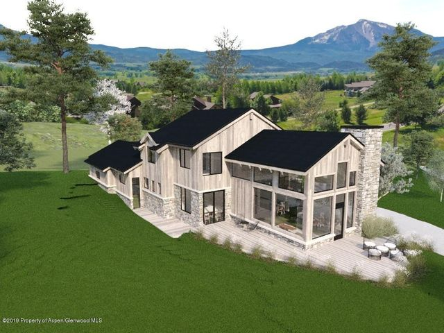 High quality is the name of the game -- literally from the ground up! A.D. Wolff Custom Homes has been building in Colorado for over 40 years, and is now offering a COMPLETELY CUSTOM build on this perfectly situated lot in River Valley Ranch. With a contemporary open floor plan and direct views of soaring Mt. Sopris right out your windows, mountain living is both refined and natural in a beautiful mountain setting. Stay warm during ski season next to the floor-to-ceiling fireplace in the great room or host game night with friends in the spacious loft. The attached renderings offer a peek into the current architectural plans, but any feature can be modified to the client's liking. There are no limits or ''packages'' for what you can select, as this home will be a complete custom build.