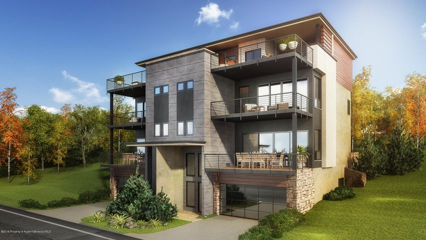 The wait is over. You deserve the very best the midvalley has to offer and it's time to secure your place at the Top of the Rock. Situated on the long-awaited view lots at Shadowrock, these homes will offer over 3,100 sq ft. of elevator-served luxury living plus four expansive private terraces. The master suite adjoins a rooftop deck warmed by an outdoor fireplace where you can enjoy a bubbly spa after a day on the slopes or catch a game on the outdoor television. Three elegant guest suites complete the home.Nowhere else will you find sweeping 180-degree mountain views coupled with valley floor convenience. Whole Foods Market at Willits Town Center is just minutes away.