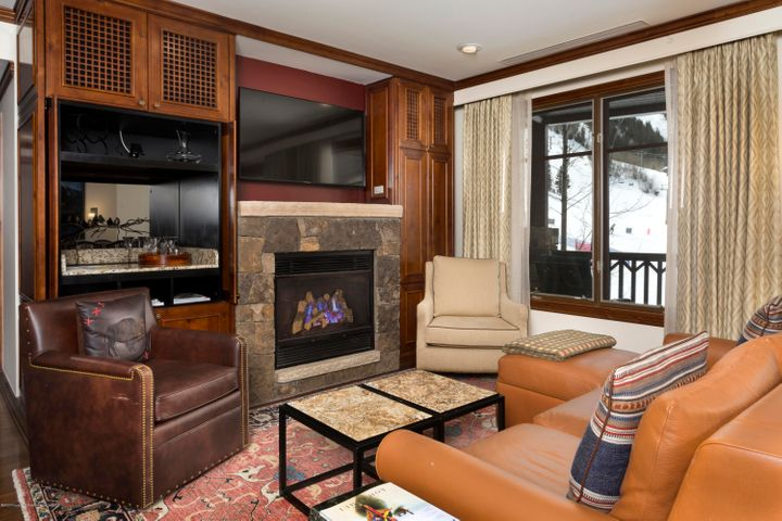 One twelfth interest in a luxury condominium right at the base of the Aspen Highlands Ski Area.  Three bedroom residence 2203 is an end unit that looks up the Thunderbowl Slope! Features a patio and you can access the unit without going through the building. Summer Interest #7 gets you 2 consecutive summer weeks, 1 ski week and 1 float week each year. You get August 8-22, 2020. March 13-21 and August 21-September 4, 2021. All the fabulous Ritz services and amenities including spa, pool, restaurant, concierge, twice a day maid service, shuttle. Trading privileges to other Ritz Residence Clubs in St. Thomas, Lake Tahoe and San Francisco. Affiliations with 3rd Home and Marriott give you a world of vacation opportunities.