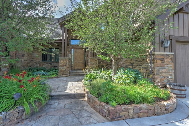 Offered completely ''turn-key'' with all furniture and furnishings and a golf cart.Fabulous opportunity for enjoying the valley lifestyle and/or short-term rental and use investment.High quality craftmanship and traditional mountain finishes and ample room for entertaining family and guests.Enjoy the views of Mt. Sopris, the Red Bluffs and the golf course.Full Club Membership included, but not required.