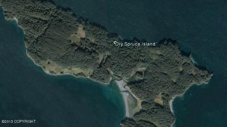 Waterfront Property For Sale On Raspberry Island Alaska